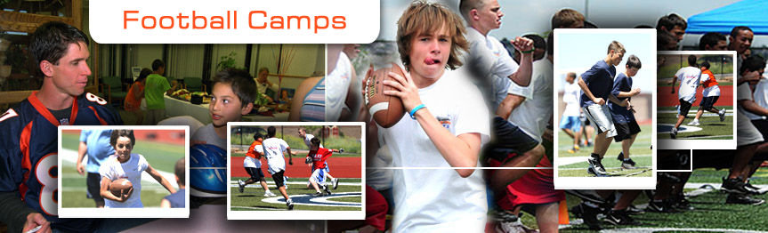 Ed McCaffrey Football Camps