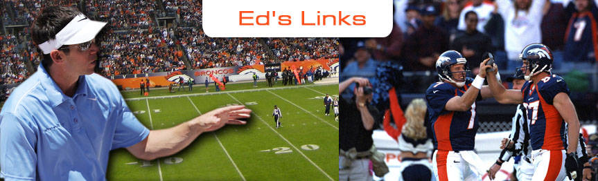 Ed McCaffrey Football Links