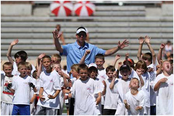 Eddy Mac Open Football Camp
